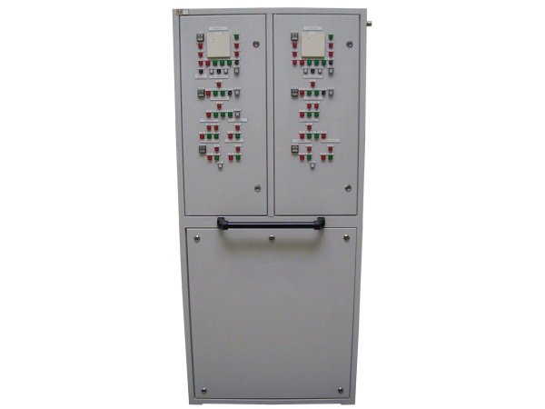 Control cabinet air conditioning / ventilation for submarine