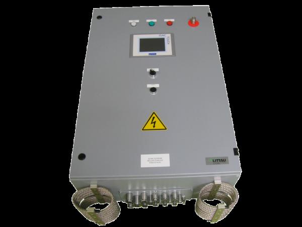 Control cabinet waste refrigeration system for frigate