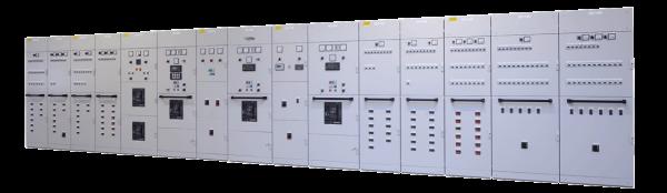 Main switchboard (15 fields, 5000A)