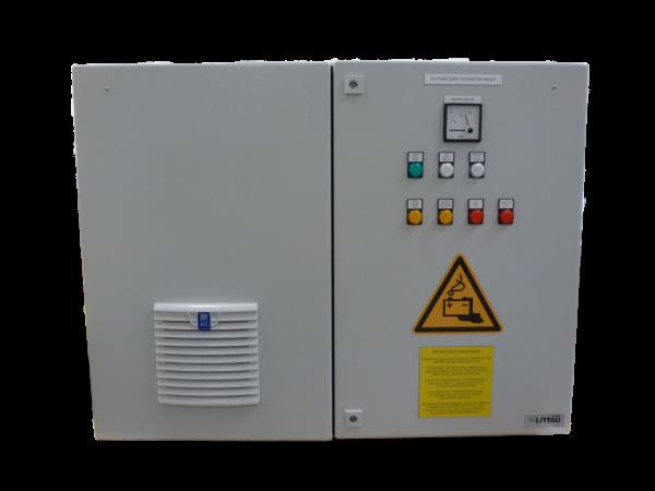 Schaltschrank unterbrechungsfreie Stromversorgung (USV) 24V=, 40A