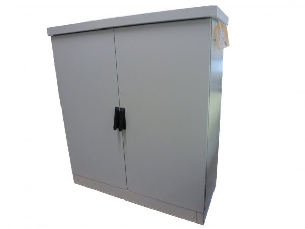 Control cabinet charging infrastructure